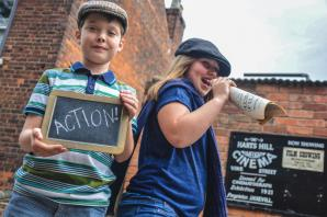Celebrate the history of cinema this Bank Holiday at the Black Country Living Museum